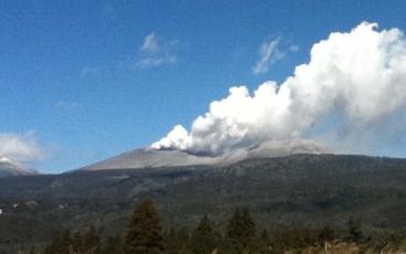 2011年新燃岳噴火