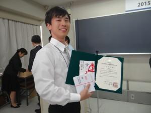 西野受賞2